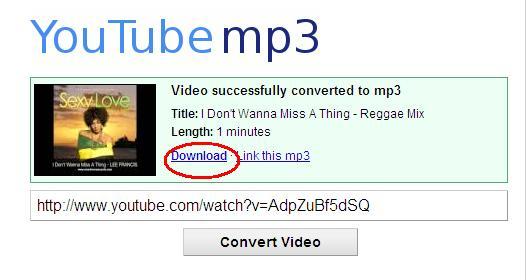 como descargar musica de youtube a la computadora
