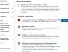 Youtube ya permite monetizar videos desde El Salvador