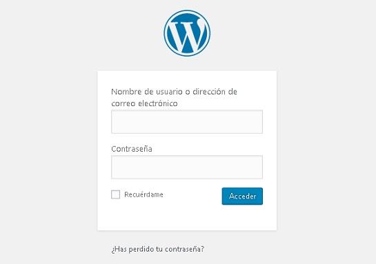 ¿Cómo entrar a mi blog ya creado en WordPress?