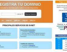 Cómo registrar un dominio .com.sv