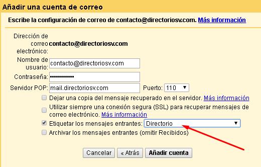 Cómo crear un correo propio para tu blog con Gmail