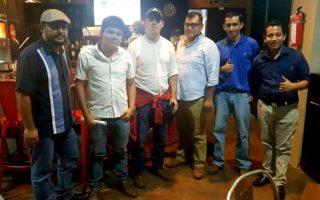 Primer encuentro de blogueros salvadoreños