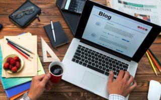 ¿De qué puedo crear un blog?