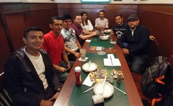 Segundo encuentro de Blogueros salvadoreños