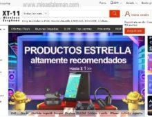 Comprar en DealExtreme desde El Salvador