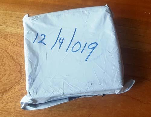 Comprando en Aliexpress desde El Salvador, paquete recibido