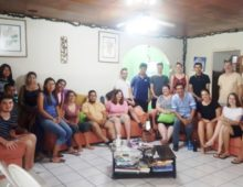 Conversatorio con jóvenes luteranos de Alemania y El Salvador