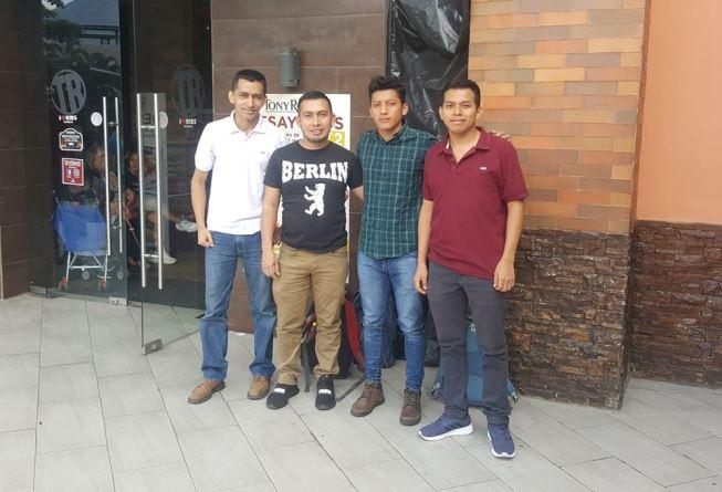 Tercer encuentro de Blogueros salvadoreños